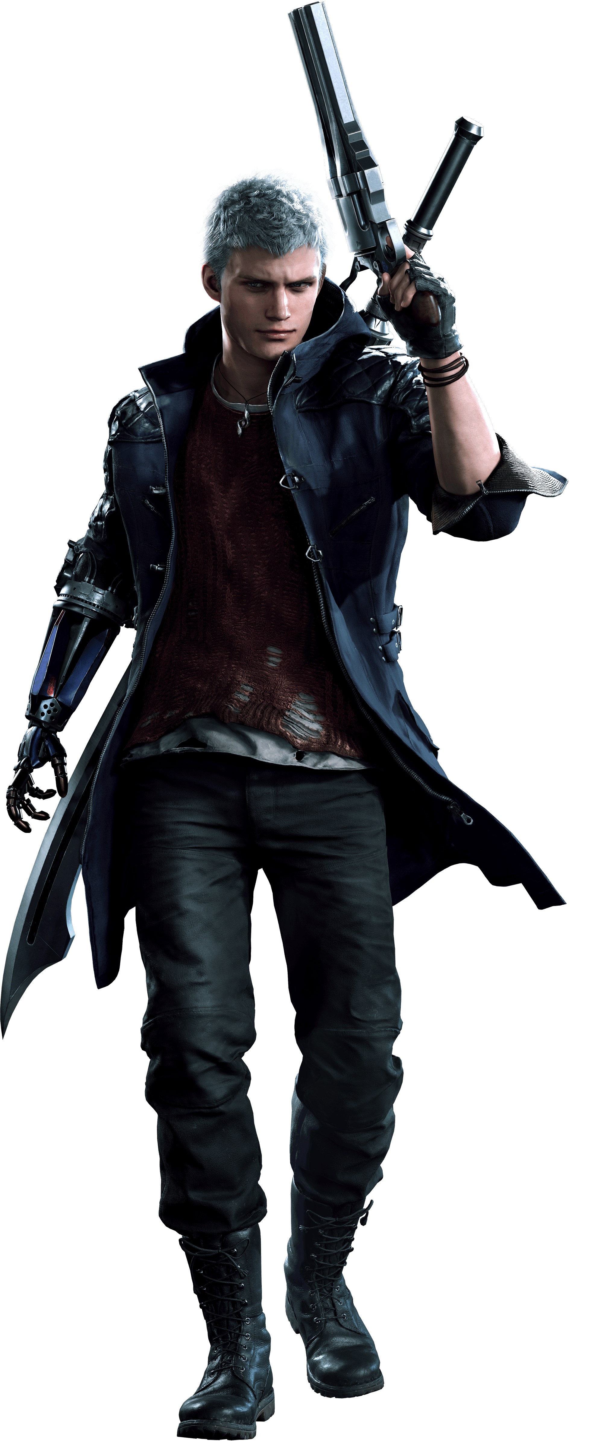 Devil May Cry 5 character